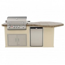 Уличная гриль-кухня BULL OCTI - Q - 31016