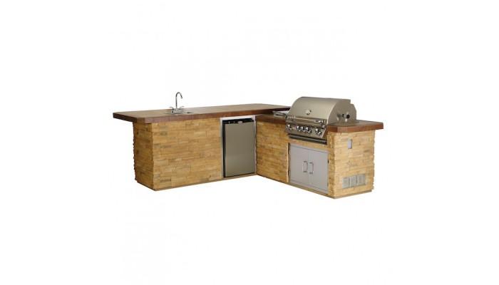 Уличная гриль-кухня BULL Gourmet - Q - 31020
