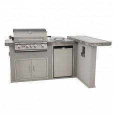 Уличная гриль-кухня BULL Luxury - Q - 31026