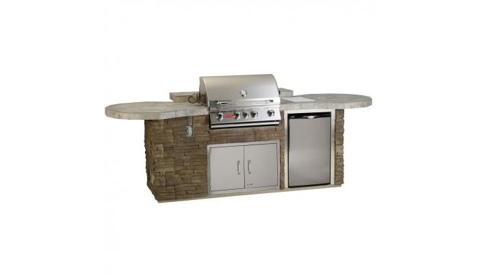 Уличная гриль-кухня BULL Leisure - Q - 31027