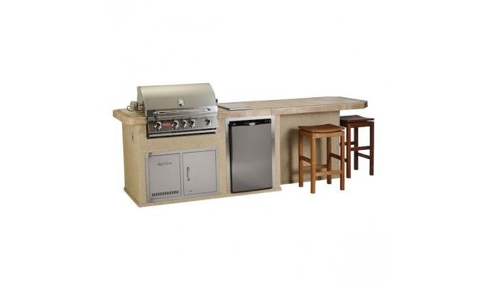 Уличная гриль-кухня BULL Culinary - Q - 31045