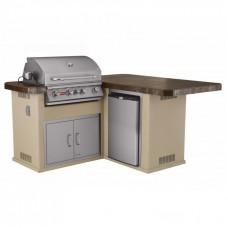 Уличная гриль-кухня BULL Little - Q - 31046