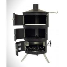 Гриль телескопический из горячекатаной стали GT