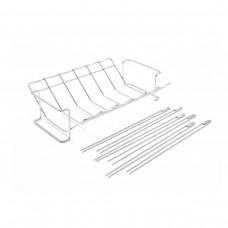 V-образная решетка с шампурами Broil King