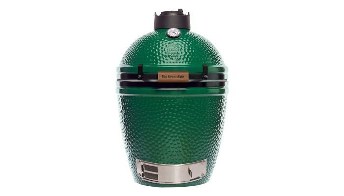 Керамический угольный гриль Big Green Egg MEDIUM 117625