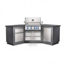 Конфигурация летней уличной кухни Napoleon Oasis-200 - Oasis200