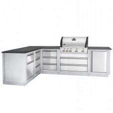 Конфигурация летней уличной кухни Napoleon Oasis-300 - Oasis300