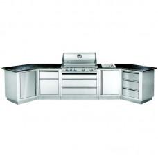 Конфигурация летней уличной кухни Napoleon Oasis-400 - Oasis400