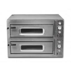 Печь для пиццы Двухкамерная РО 8 (35)