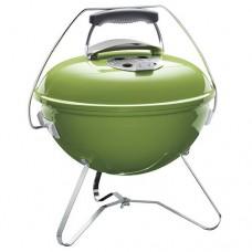 Угольный гриль Weber Smokey Joe Premium зеленый 1127704