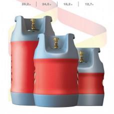 Композитный газовый баллон HPC Research 12,7 л под украинский редуктор 9667