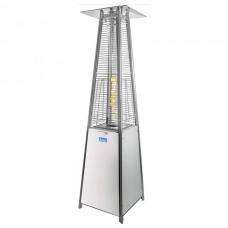 Газовый уличный инфракрасный обогреватель Activa Pyramide Cheops II, 9,3 кВ, белый - 13610W