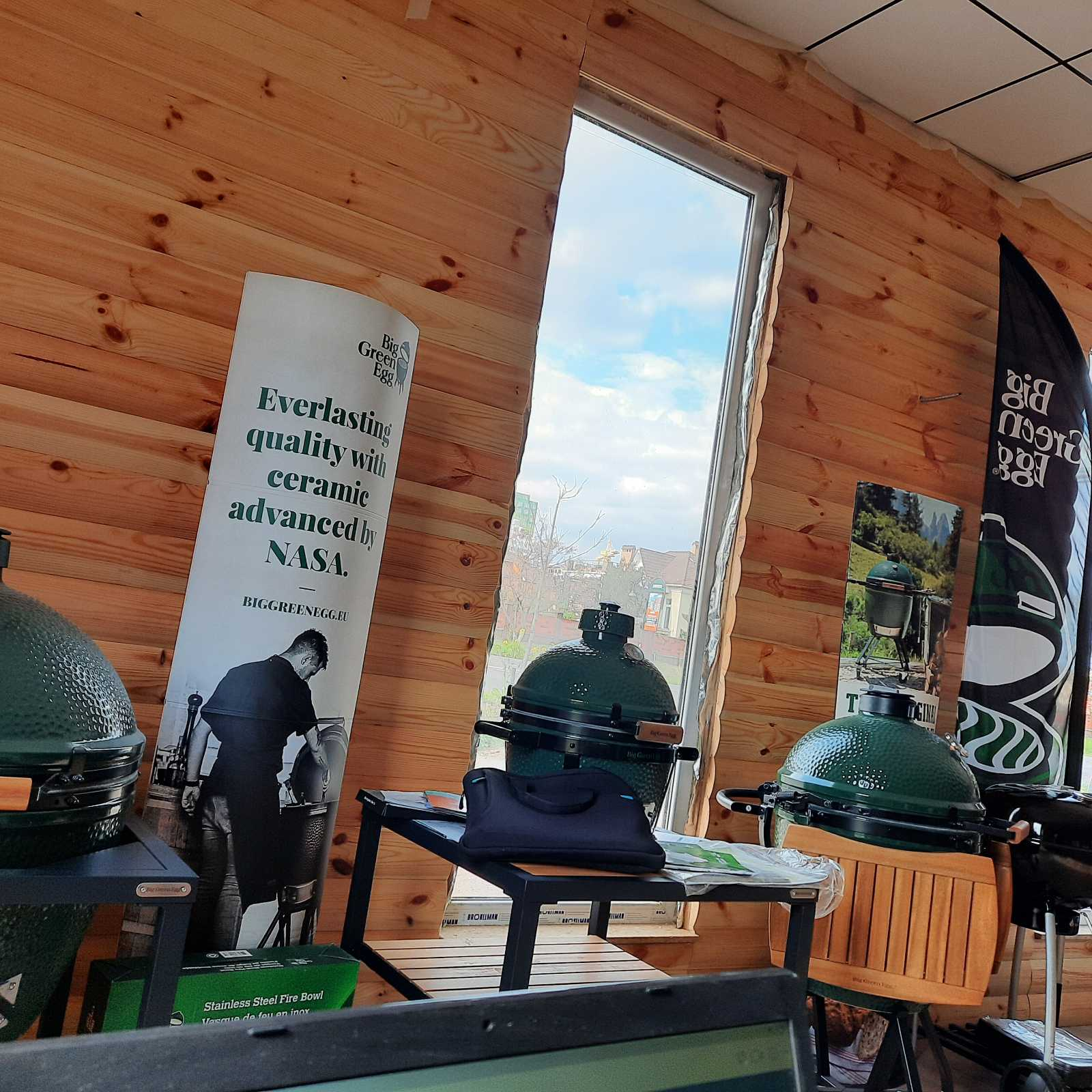Big Green Egg гриль Большое Зеленое Яйцо Тандыр Печь в Одессе в Николаеве в Херсоне