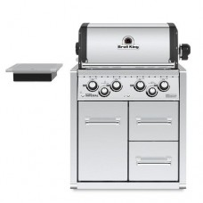 Гриль газовый Broil King IMPERIAL Built-In Cabinet 490 (996483)